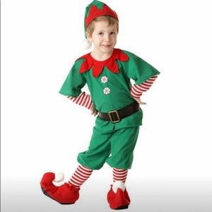 Christmas 5pcs Boys Outfit